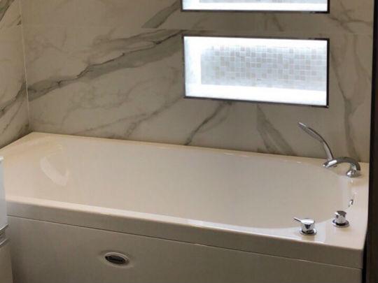 Дизайнерский взгляд на ванную комнату