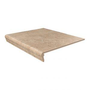 SG158300R\GR | Ступень фронтальная Фаральони песочный