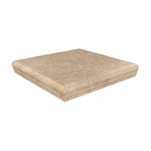 SG158300R\GR\AN | Ступень угловая Фаральони песочный