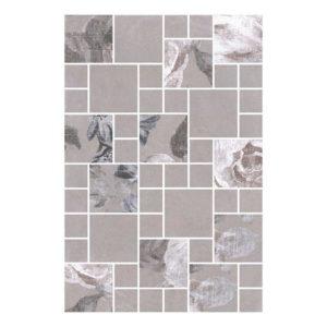 180\8266 | Декор Александрия серый мозаичный