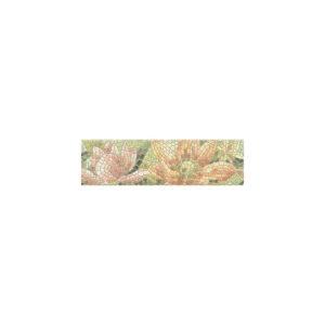 HGD\A147\880L | Бордюр Летний сад Лилии лаппатированный