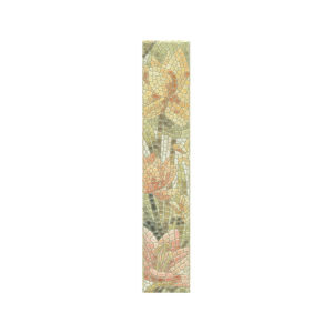 HGD\A148\880L | Бордюр Летний сад Лилии лаппатированный