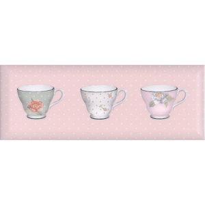 STG\B274\15031 | Декор Веджвуд Чашки розовый грань