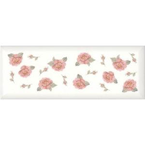 15035 | Веджвуд Цветы белый грань