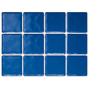 1243 | Бриз синий, полотно 30х40 из 12 частей 9,9х9,9