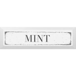 NT\B38\2882 | Декор Mint чёрный