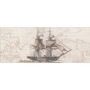 7150\3F | Декор Кампанелла Корабль