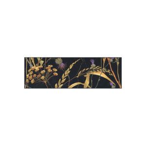 SST\A03\12000R | Бордюр Астория Птицы черный обрезной