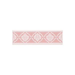 STG\C562\6306 | Бордюр Петергоф розовый