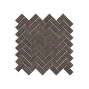 190\003 | Декор Грасси коричневый мозаичный