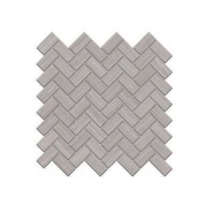 190\002 | Декор Грасси серый мозаичный