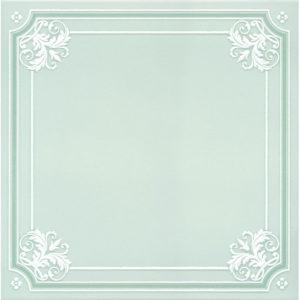 AD\D315\SG1547 | Декор Петергоф зеленый