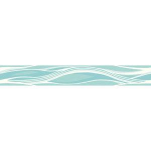 BW0WAV06 | Бордюр Wave