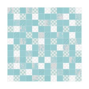 DW7MSC16   Mosaic Aquamarine
