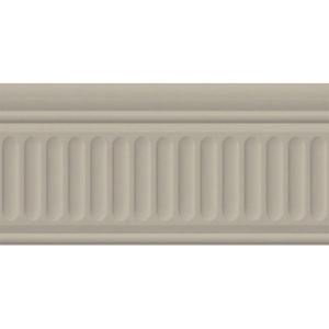19050\3F | Бордюр Бланше серый структурированный