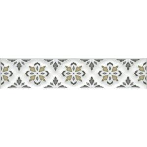 STG\A621\17000   Бордюр Клемансо орнамент