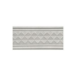 LAA003 | Бордюр Пикарди структура серый