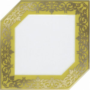 HGD\A250\18000   Декор Клемансо оливковый