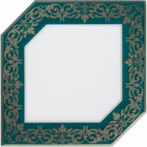 HGD\E250\18000   Декор Клемансо зеленый темный