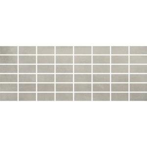 MM15112 | Декор Пикарди серый мозаичный