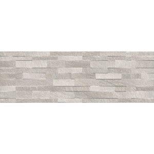13056R | Гренель серый структура обрезной