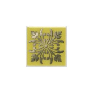 HGD\B252\5246   Вставка Клемансо оливковый