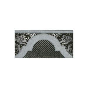 HGD\B266\16072   Декор Фрагонар чёрный