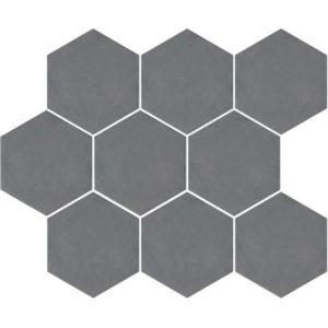 SG1002N | Тюрен серый темный, полотно 37х31 из 9 частей 12х10,4