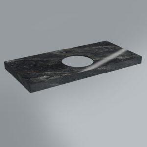 CN100.SG561102R | Столешница из плитки 100x48 Риальто Лаппатированная