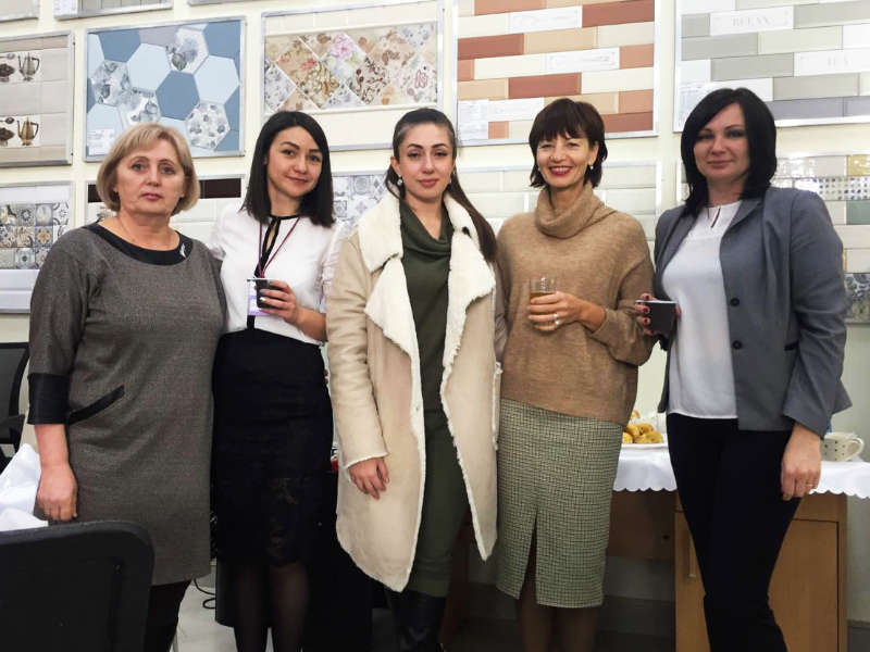 Впервые в Белгороде состоялась презентация «AltaCera»