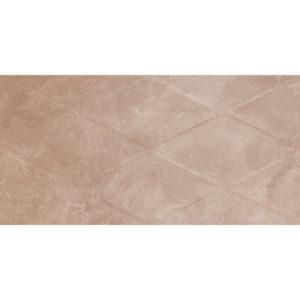 WT9ROG31 | Rhombus Geo Bronze
