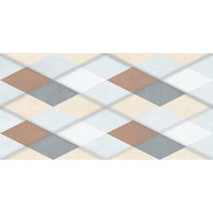 WT9RGM15 | Rhombus Geo Mix