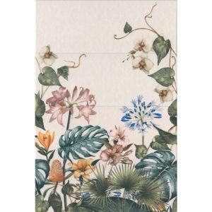 HGD\A352\4x\15061 | Панно Зимний сад