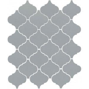 65012 | Арабески глянцевый серый