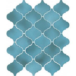 65005 | Арабески Майолика голубой