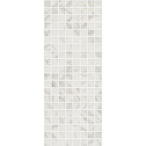 MM7203 | Декор Алькала белый мозаичный