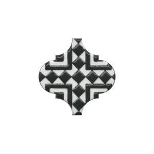 OS\A25\65000 | Декор Арабески глянцевый орнамент