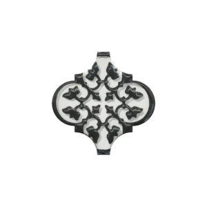 OS\A26\65000 | Декор Арабески глянцевый орнамент
