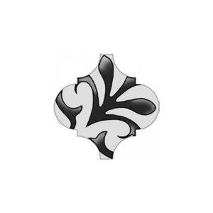 OS\A33\65000 | Декор Арабески глянцевый орнамент