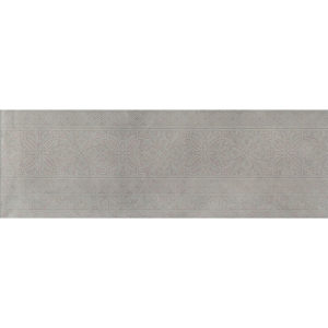13088R\3F   Декор Каталунья серый обрезной