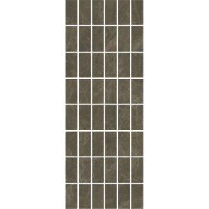 MM15139 | Декор Лирия коричневый мозаичный