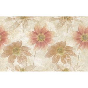 TD-CRM-D-FB | Декор Crema Flower Bunch