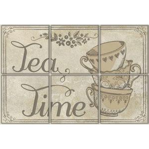 TD-VV-D-TEA   Декор Vintage Voyage Tea Time