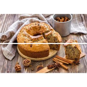 TD-BT-P-CC | Панно Beveled Tile Caramel cake