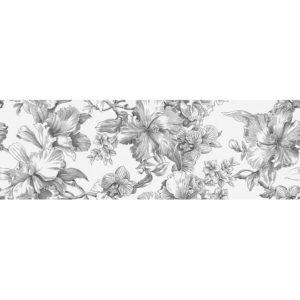 14018R3F | Декор Монфорте Цветы обрезной