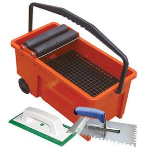 Инструменты для укладки плитки и камня