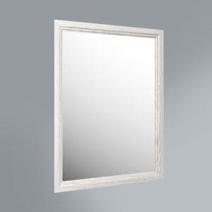 PR.mi.60\WHT   Панель с зеркалом Provence, 60 см белый