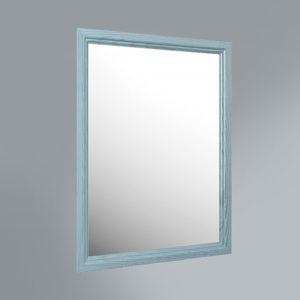 PR.mi.60\BLU   Панель с зеркалом Provence, 60 см синий