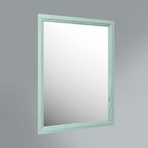 PR.mi.60\GR   Панель с зеркалом Provence, 60 см зеленый