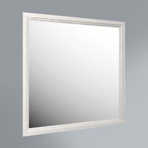 PR.mi.80\WHT   Панель с зеркалом Provence, 80 см белый